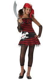 tween cutie pirate lass costume pirate halloween costumes for girls