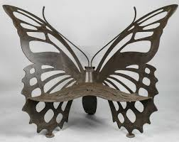 Butterfly Bench Designer Furniture Shows Strength At Capo Auction