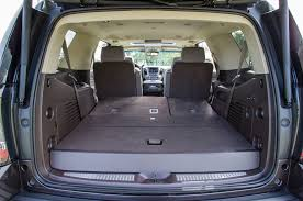 gmc yukon trunk space 2016 gmc yukon reviews and rating motor trend canada