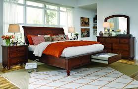 Cherry Wood Sleigh Bedroom Set Solid Cherry Wood Bedroom Furniture Sets Used Cresent Retreat