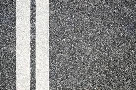 pattern of asphalt texture with two lines stock photo picture and