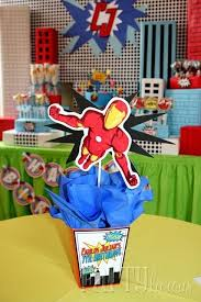 32 best party iron man party images on pinterest birthday