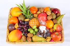 Nut Baskets Seasonal Fruit Baskets Luxury Fruit Baskets