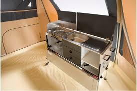 cuisine caravane pliante cabanon