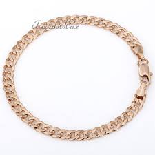 Customized Gold Bracelets Cheap Mens Gold Cuban Link Bracelet Find Mens Gold Cuban Link