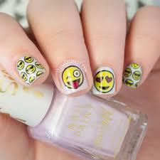 emoji nail art and some new kit from moyou the nailasaurus uk