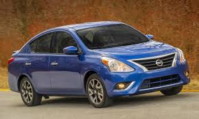 nissan versa under 3000 america u0027s most stolen new cars autonxt