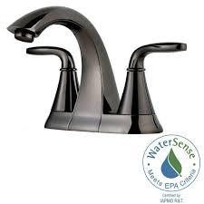 pfister bathroom sink faucets pfister pasadena 4 in centerset 2 handle high arc bathroom faucet