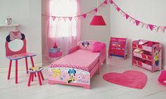 Pink Minnie Mouse Bedroom Decor Minnie Mouse Bedroom Decor For Toddler