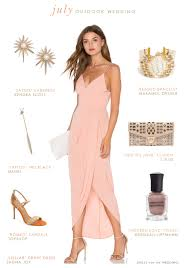 dresses for wedding guests what to wear to an outdoor july wedding wedding guest 2016
