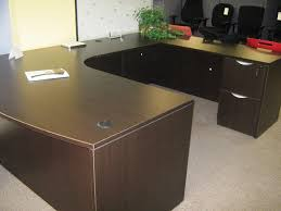 U Shaped Office Desk Laminate U Shaped Desks Desk Design Best Commercial U Shaped