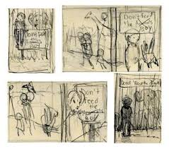 40 best thumbnail sketches images on pinterest drawing drawings