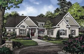 flexible floor plan has expansion space over garage house u0026 home