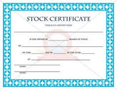 share certificate template bc recommendation letter template
