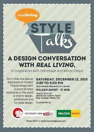 Country Style Makati - celebrate filipino artistry and design at rl style talks rl