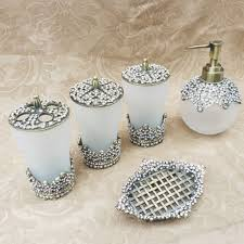 Vintage Bathroom Accessories by Luxury Bathroom Accessories New 5 Pcs 3d Flower Resin Luxury