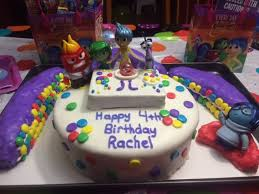 inside out cakes working wonders inside out birthday party and cake