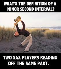 Saxophone Meme - the funniest musician jokes ever told part 1 cmuse