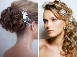 bridal hair bun new hair combs for weddings hairstyles 2016 2017