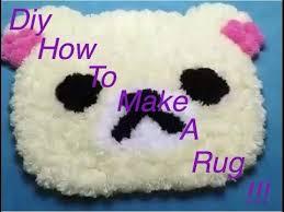 How To Make My Own Rug 32 Best Pom Pom Rug Images On Pinterest Pom Pom Rug Pom Poms