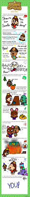Animal Crossing Meme - animal crossing meme by candy swirl on deviantart