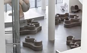 panton cloverleaf 2 unit sofa hivemodern com