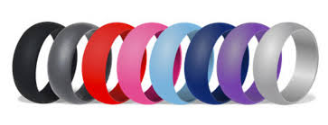 silicone wedding bands tough silicone wedding bands 11 99 reg 20 for