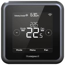 ecobee3 lite wi fi smart thermostat smart thermostats best buy honeywell lyric t5 wi fi smart thermostat