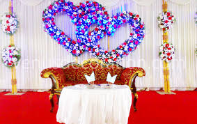 Christian Wedding Planner Kerala Christian Wedding Stage Decoration Images Stunning Stage