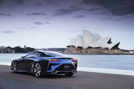 lexus concept cars the crazy lexus lf lc is going into production slashgear