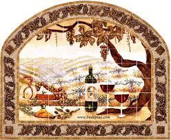tile medallions for kitchen backsplash mosaic tile medallions and kitchen backsplash ideas by paul