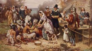 did the pilgrims really invent thanksgiving
