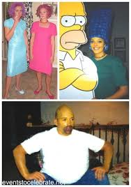Simpsons Family Halloween Costumes by Halloween Group U0026 Couples Costumes Events To Celebrate