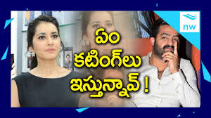 jr ntr new movie heroine busy with shop openings tollywood