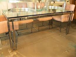 milo baughman dining table modern milo baughman dining table circa who