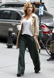 jennifer lopez on the set of shades of blue in new york 07 15 2015
