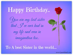 Wishing You A Happy Birthday Quotes Top 50 Happy Birthday Quotes For Sister Wishes For Her