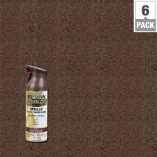 rust oleum specialty 11 oz metallic silver spray paint 1915830