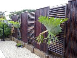 decor u0026 tips fencing panels with bamboo fencing and wood