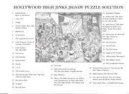jigsaw puzzles with an added twist
