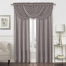 Jcpenney Swag Curtains Valances Gray Curtains Drapes For Window Jcpenney