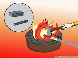 Backyard Blacksmithing How To Do Blacksmithing 8 Steps With Pictures Wikihow