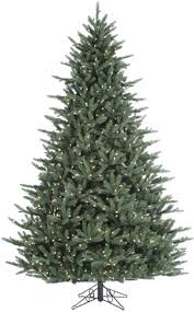 realistic christmas trees 10 foot perfectlit led realistic christmas tree asheville fraser