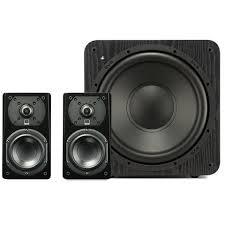 New SVS Prime Satellite 2.1 Speaker System | Home Theater Speakers #II73