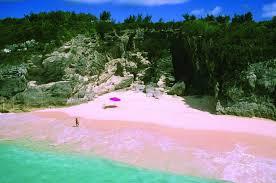 Sand Beach by Pink Sands Beach Harbour Island Bahamas Feel The Planet