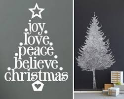 christmas wall decorations ideas for this year decoration 16 decorations stunning design ideas of christmas wall stickers window chic with wise quote as minimalist