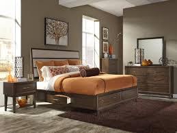 taft furniture bedroom sets mb81 contemporary espresso queen storage bed dresser mirror