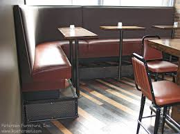 Banquette Booth Seating Used For Restaurantinteriors Com Restaurant Booths