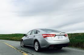 lexus toyota 2015 toyota avalon limited review u2013 it u0027s either a junior lexus or