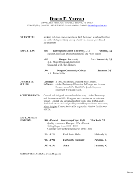 exle of objective in resume resume objective for college student career vesochieuxo